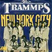 Details The Trammps - (The Night The Lights Went Out In) New York City