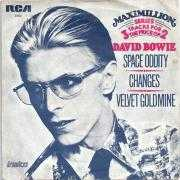 Details David Bowie - Space Oddity