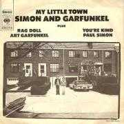 Details Simon and Garfunkel - My Little Town