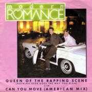 Details Modern Romance - Queen Of The Rapping Scene (Nothing Ever Goes The Way You Plan)