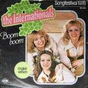 Details The Internationals - Boom Boom
