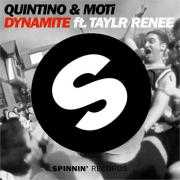 Coverafbeelding Quintino & MOTi ft. Taylr Renee - Dynamite