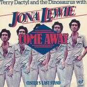 Details Terry Dactyl and The Dinosaurus with Jona Lewie - Come Away
