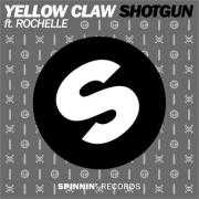 Coverafbeelding yellow claw ft. rochelle - shotgun