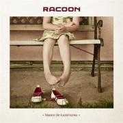 Details racoon - shoes of lightning