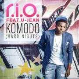 Coverafbeelding r.i.o. feat. u-jean - komodo (hard nights)