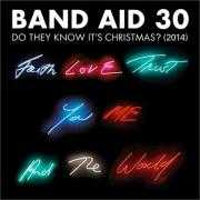 Coverafbeelding Band Aid 30 - Do they know it's Christmas? (2014)