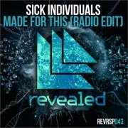 Coverafbeelding Sick Individuals - Made for this