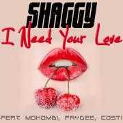Details Shaggy feat. Mohombi, Faydee, Costi - I need your love
