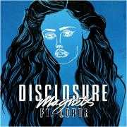 Coverafbeelding Disclosure ft. Lorde - Magnets