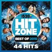 Details various artists - 538 hitzone - best of 2015