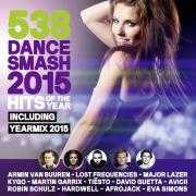 Details various artists - 538 dance smash 2015 - hits of the year