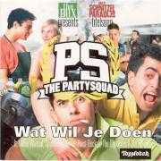 Coverafbeelding The Partysquad ft. Willie Wartaal, Spacekees, Darryl, Heist-Rockah, The Opposites & Art Officials - Wat Wil Je Doen - Titelsong Het Schnitzelparadijs