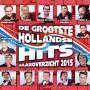 Details various artists - de grootste hollandse hits - jaaroverzicht 2015