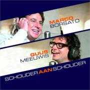 Coverafbeelding Marco Borsato & Guus Meeuwis - Schouder aan schouder