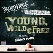 Coverafbeelding Snoop Dogg & Wiz Khalifa featuring Bruno Mars - Young, wild & free