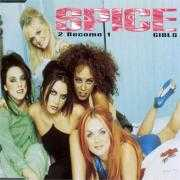 Coverafbeelding Spice Girls - 2 Become 1