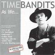 Coverafbeelding Time Bandits - Wildfire