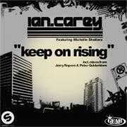 Coverafbeelding Ian Carey feat. Michelle Shellers - Keep On Rising