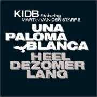 Coverafbeelding KidB featuring Martin Van Der Starre - Una paloma blanca heel de zomer lang