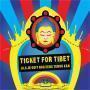 Coverafbeelding Ticket For Tibet - Als je ooit nog eens terug kan