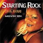 Coverafbeelding Starting Rock featuring Diva Avari - movin' on