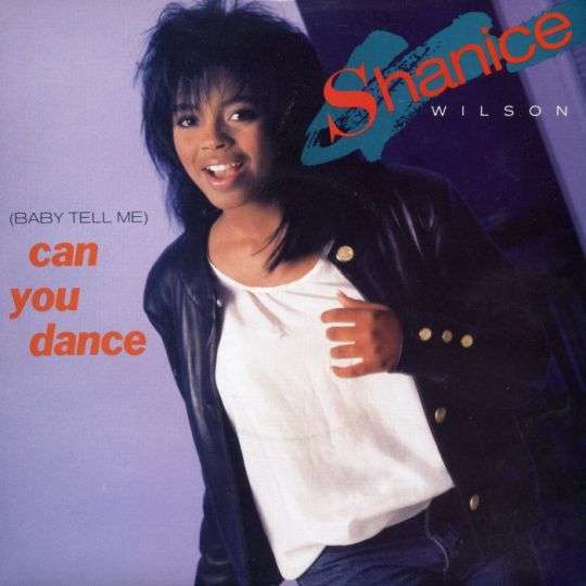 Coverafbeelding Shanice Wilson - (Baby Tell Me) Can You Dance