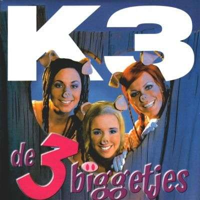 Coverafbeelding De 3 Biggetjes - K3