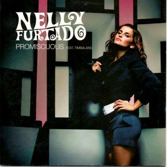 Coverafbeelding Promiscuous - Nelly Furtado Feat. Timbaland