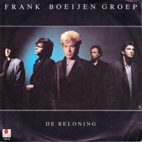 Coverafbeelding De Beloning - Frank Boeijen Groep