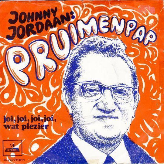 Coverafbeelding Johnny Jordaan - Pruimenpap