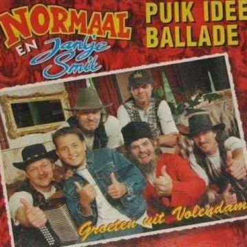 Coverafbeelding Puik Idee Ballade - Normaal En Jantje Smit