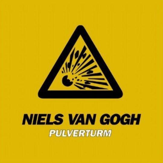Coverafbeelding Pulverturm - Niels Van Gogh
