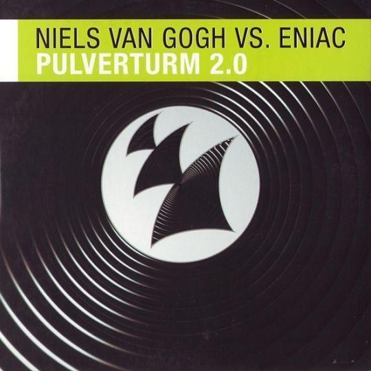 Coverafbeelding Niels Van Gogh vs. Eniac - Pulverturm 2.0