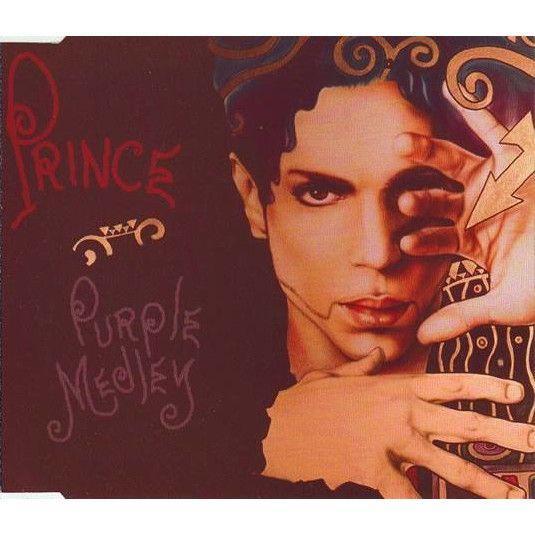 Coverafbeelding Purple Medley - Prince