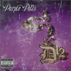 Coverafbeelding Purple Hills// Purple Pills - D12