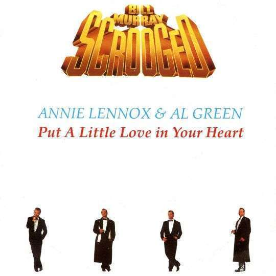 Coverafbeelding Annie Lennox & Al Green - Put A Little Love In Your Heart