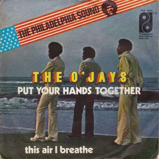 Coverafbeelding Put Your Hands Together - The O'jays