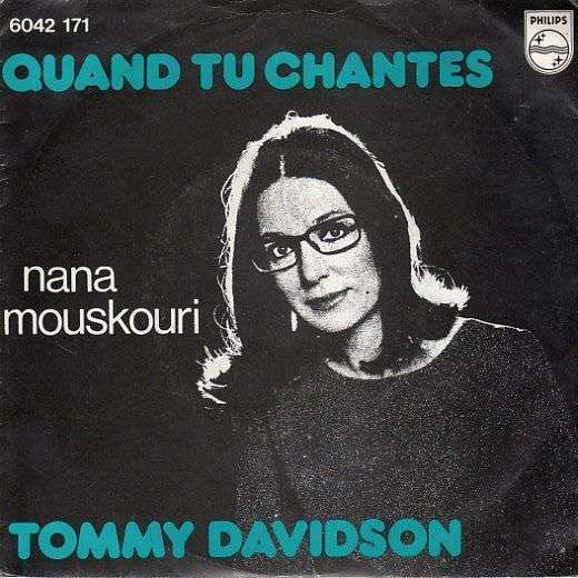 Coverafbeelding Quand Tu Chantes - Nana Mouskouri