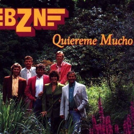 Coverafbeelding Quiereme Mucho - Bzn