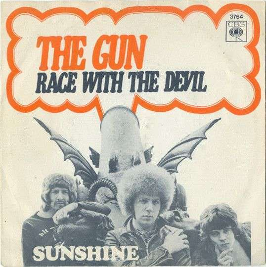 Coverafbeelding The Gun ((1968)) - Race With The Devil