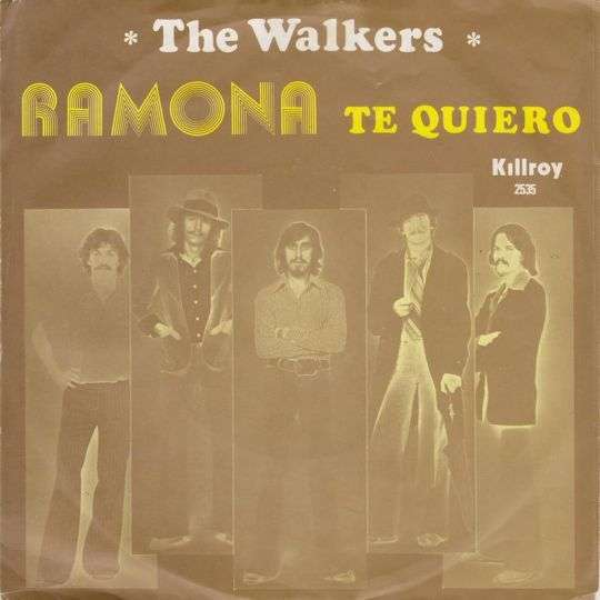 Coverafbeelding Ramona Te Quiero - The Walkers