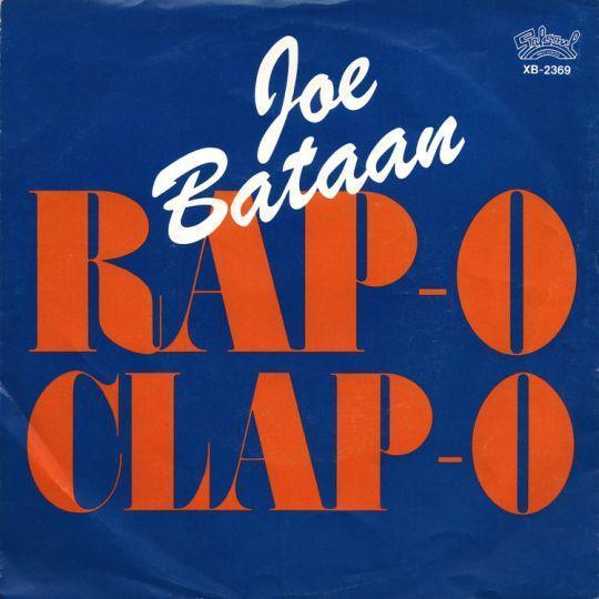 Coverafbeelding Joe Bataan - Rap-O Clap-O
