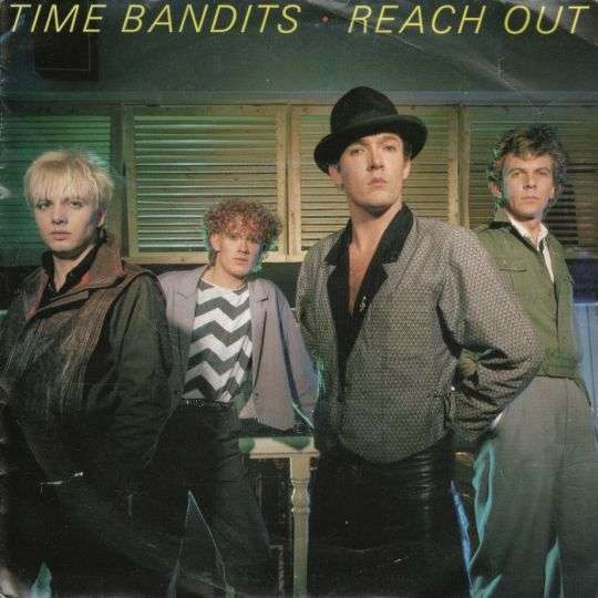 Coverafbeelding Reach Out - Time Bandits