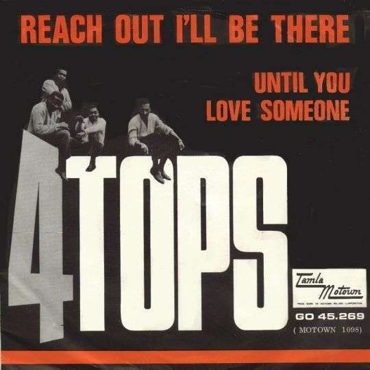 Coverafbeelding Reach Out I'll Be There - 4 Tops