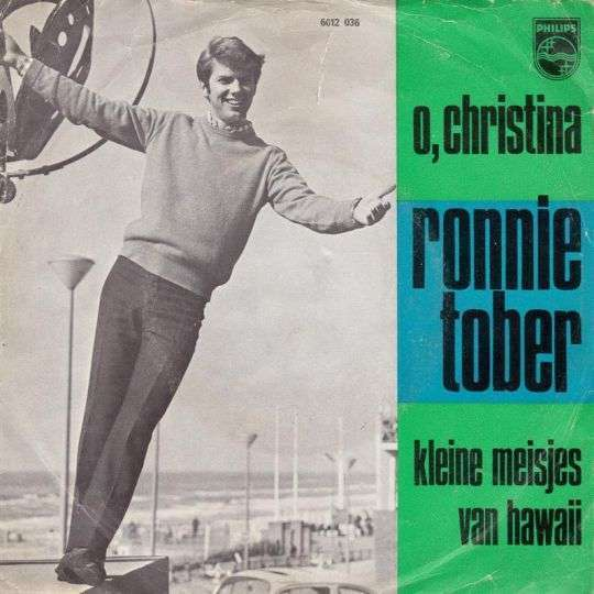 Coverafbeelding Ronnie Tober - O, Christina