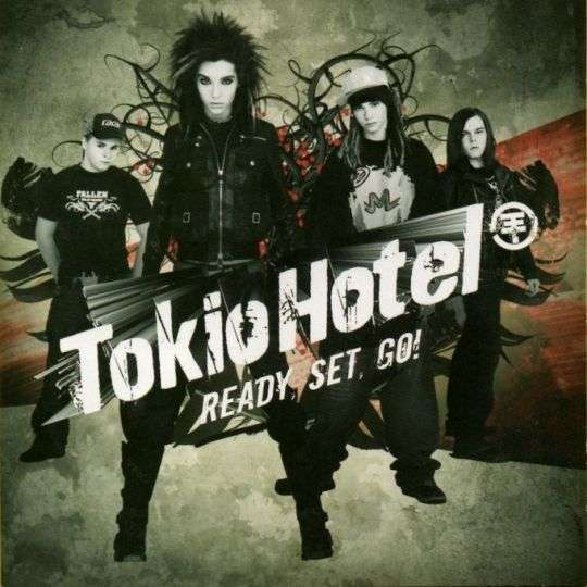 Coverafbeelding Ready, Set, Go! - Tokio Hotel