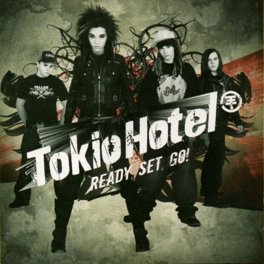 Coverafbeelding Tokio Hotel - Ready, Set, Go!