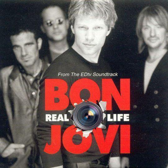 Coverafbeelding Real Life - Bon Jovi