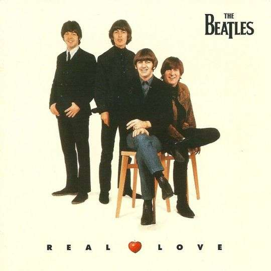 Coverafbeelding Real Love - The Beatles